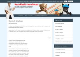 krankheit-simulieren.de