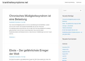 krankheitssymptome.net