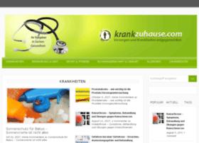 krankzuhause.com