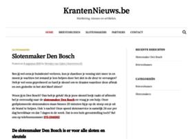 krantennieuws.be