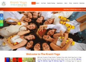 Krantiyoga.com