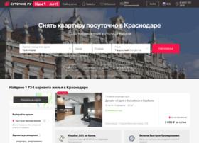 krasnodar.sutochno.ru