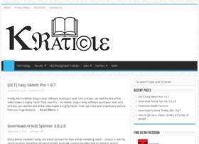 kraticle.com