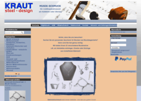 kraut-steel-design.com