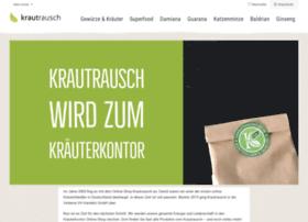 krautrausch.de