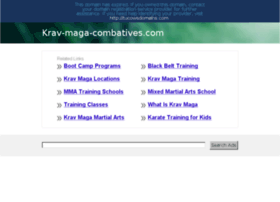 krav-maga-combatives.com