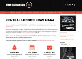 kravmaga-centrallondon.co.uk
