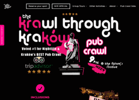 krawlthroughkrakow.com