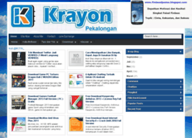 krayonpekalongan.blogspot.com