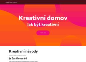 kreativnidomov.cz