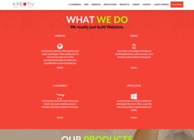 kreativwebsolutions.co.uk