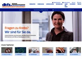krebsinformation.de
