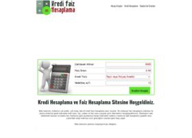 kredi-faiz-hesaplama.com