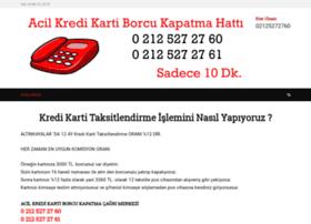 kredi-karti-taksitlendirme.net
