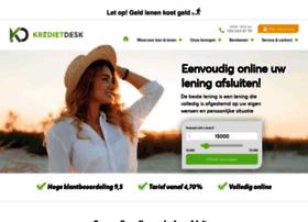 kredietdesk.nl