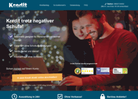 kredit-trotz-negativer-schufa.info