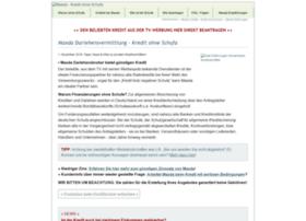 kredite-ohne-bonitaet.de