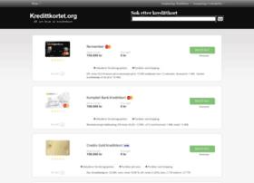 kredittkortet.org