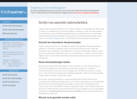 kreditwarner.de