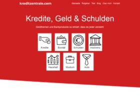 kreditzentrale.com