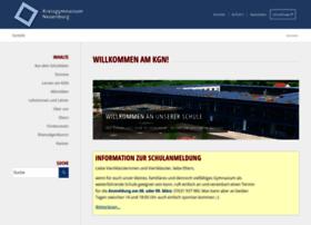 kreisgymnasium-neuenburg.de