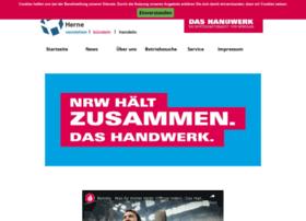 kreishandwerkerschaft-herne.de
