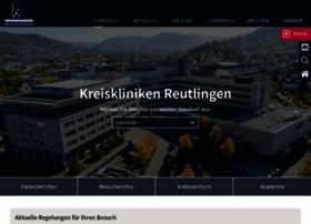 kreiskliniken-reutlingen.de