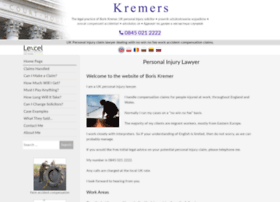 kremers.co.uk