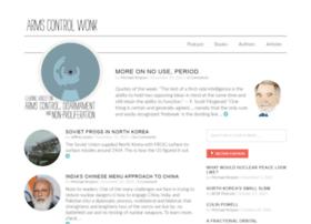 krepon.armscontrolwonk.com