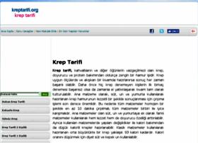 kreptarifi.org