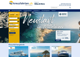 kreuzfahrten.ch