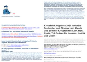 kreuzfahrtinspektor.com