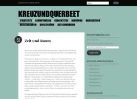 kreuzundquerbeet.wordpress.com
