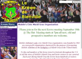 krewedebienville.com