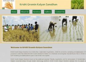 krishigraminkalyansansthan.org