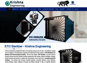 krishna-engg.com