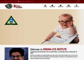 krishnaeyeinstitute.org