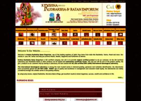 krishnarudraksharatanemporium.com