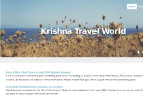 krishnatravelworld.snappages.com