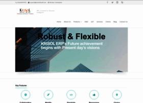 krisolinfosoft.com
