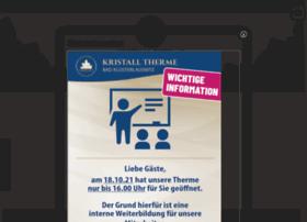 kristall-saunatherme-bad-klosterlausnitz.de