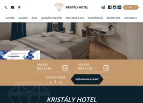 kristalyhotel.hu