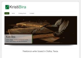 kristibira.com