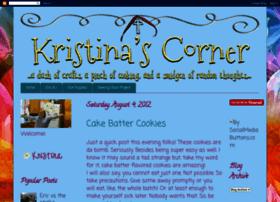 kristinascorner.blogspot.com