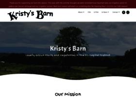 kristysbarn.com
