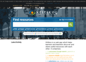 kritikos.liv.ac.uk