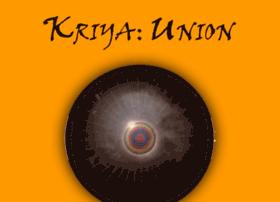 kriyaunion.net