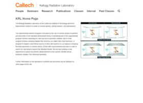 krl.caltech.edu