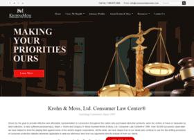 krohnandmoss.com