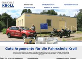 kroll-fahrschule.de